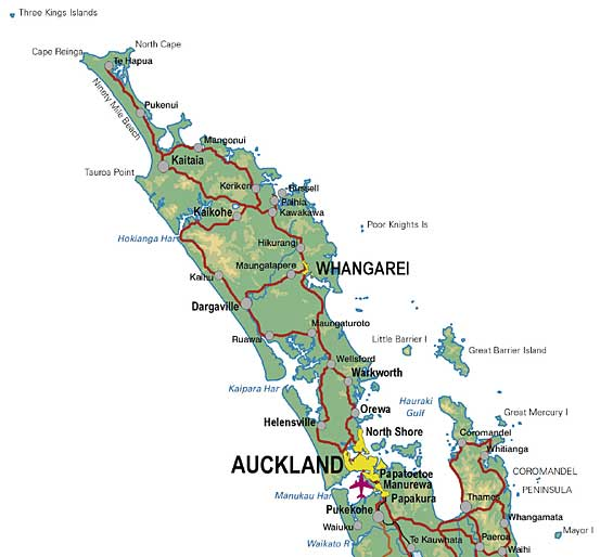 Upper North Island Supply Chain Strategy